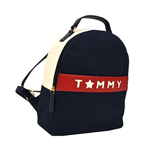 Tommy Hilfiger Small Canvas Backpack