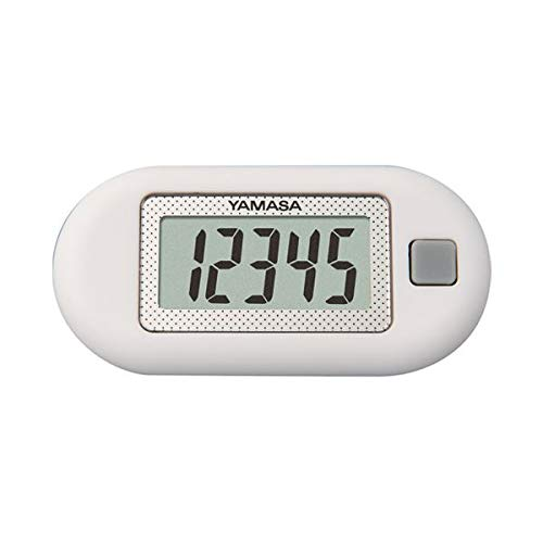 (まとめ)山佐時計計器 ポケット万歩 EX-150 ホワイト【×30セット】 ダイエット 健康 健康器具 歩数計 活動量計 14067381 [並行輸入品] B07RBZBPR2