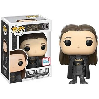 Funko Pop! Game of Thrones: Lyanna Mormont – Limited Edition – New York Comic-Con 2017 ()