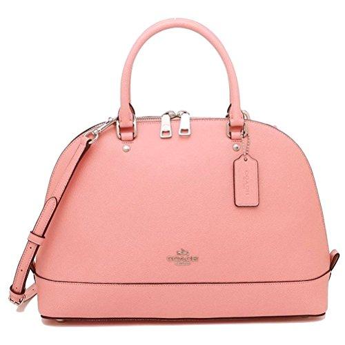 Pink Coach Handbag - 5