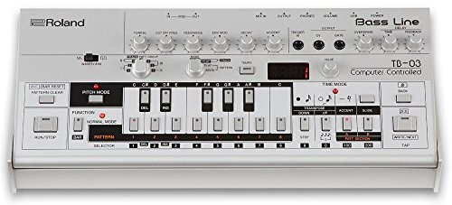 Roland TB-03 Boutique Bass Line -