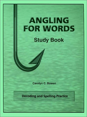Angling for Words : Decoding and Spelling Practice (Study Book)