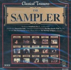 Classical Treasures: The Sampler