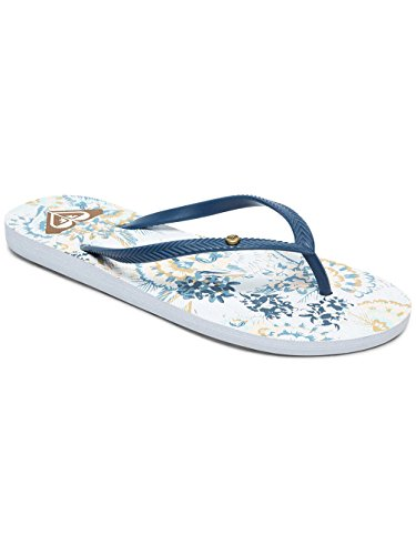 Chanclas ARJL100664 Roxy Light Blue Mujer fSq5qw