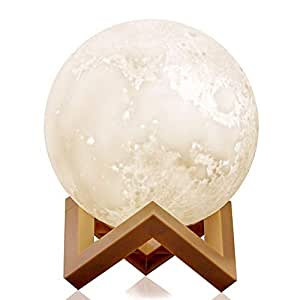 Moon Lamp 15cm with Remote