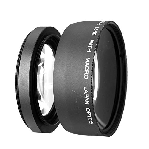 Lenses & Accessories Macro Lenses - 58MM 0.45x Wide Angle Macro Camera Lens for 350D 400D 450D 500D 1000D 550D 600D 1100D DSLR - 1 x 58mm 0.45X Wide Angle with Macro Lens