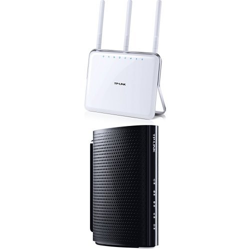 Band Wireless Wi-Fi AC Router and DOCSIS 3.0 High Speed Cable Modem, Certified for XFINITY. (Processor Linux Laptops)