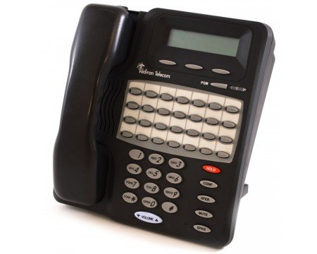 Tadiron Telecom 28DLX/BL Corded Business Telephone