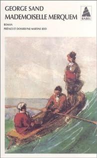 Mademoiselle Merquem par George Sand