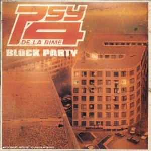 album psy4de la rime block party gratuit