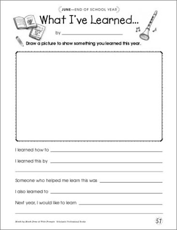 Counting Number worksheets kindergarten cut and paste worksheets free : Amazon.com: 50 Month-by-Month Draw & Write Prompts: Engaging ...