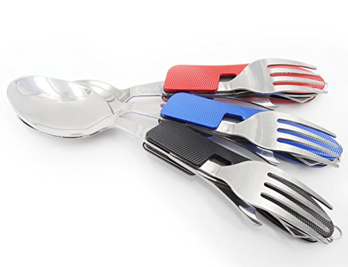 3-Piece Fork, Knife, Spoon Set