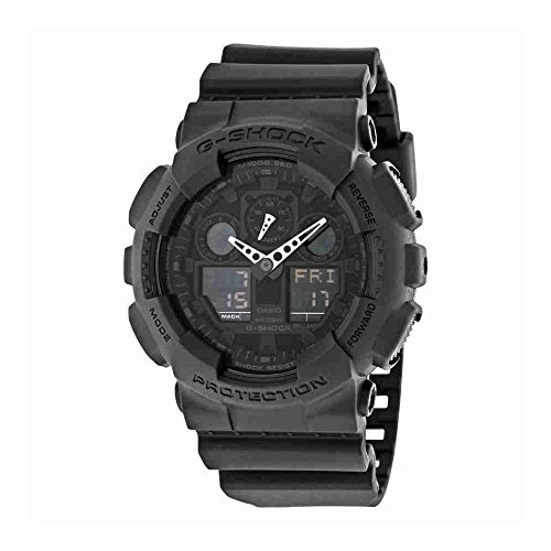 Casio Men's GA100-1A1 Black - The Princeton World Shop