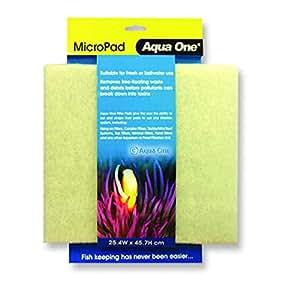 Aqua One Micro Pad - Self Cut Filter Pad 25.4 W X 45.7cm L