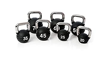 Escape Fitness USA Rubber Kettlebell