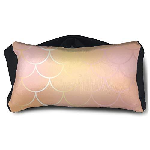 ROCKSKY 2 in 1 Travel Neck Pillow &