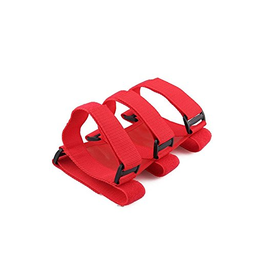 ETbotu Roll Bar Fire Extinguisher Holder Safety Accessory Kit Set Vehicle Car Universal Application