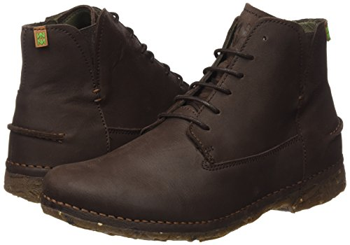 Brown N918 Chukka Marrón Angkor El Mujer Pleasant para Botas Brown Naturalista AZYxwpv