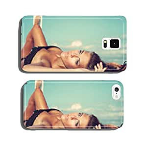 beauty by the sea cell phone cover case Samsung S5