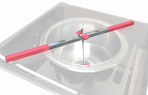 Undermount Kit Installation Two (Vance Industries VSC25 Vanseal Sink Installation Clamp)
