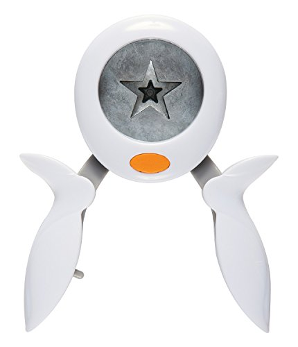 Fiskars Medium Squeeze Punch, Star ()
