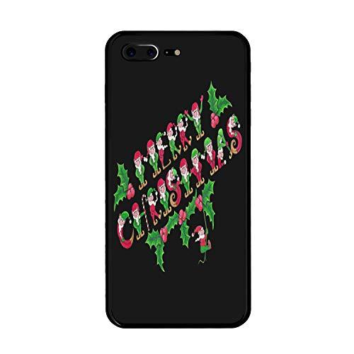 iPhone 7 Plus, iPhone 8 Plus Protective Back Case - Slim Scratch Resistant Clear Soft Plastic Case iPhone 7 Plus/iPhone 8 Plus (5.5 inches) - (Special)