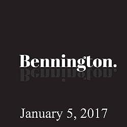 Bennington, January 5, 2017