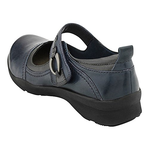 Earth Angelica Mujeres Slip On Navy