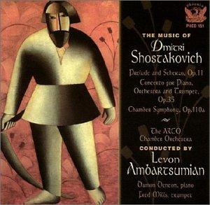 Octet String (Shostakovich: Prelude & Scherzo for String Octet; Piano Concerto 1; Chamber Symphony)