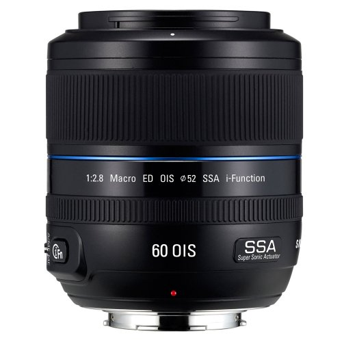 Samsung NX 60mm f/2.8 Macro Camera Lens - Fixed by Samsung