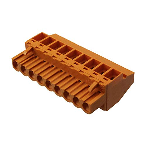 TERM BLOCK PLUG 9POS 5.08MM (Pack of 5)