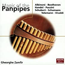 Magic of Panpipes