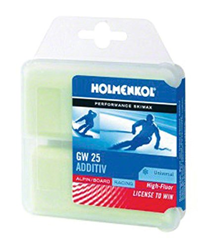 Holmenkol High Fluoro Additive GW 25: 150 grams by Holmenkol