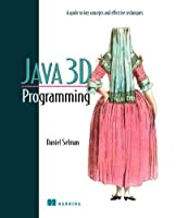 Java 3D Programming Front Cover