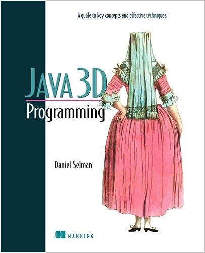 Image result for Java 3D Programming