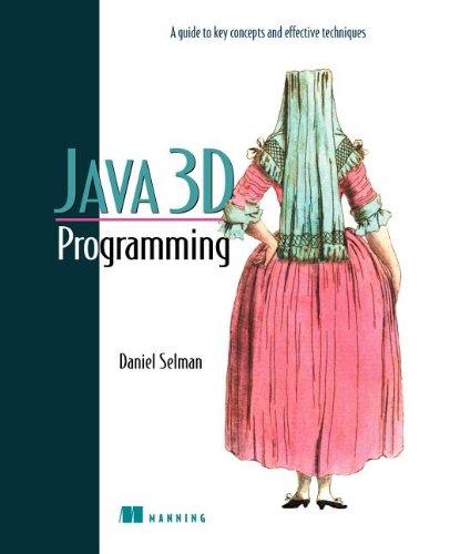 java 3d programming - 1