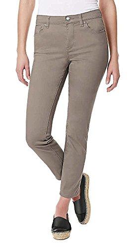 Skinny Ankle Length Pants - 1