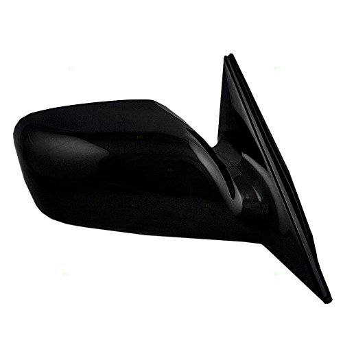 Passengers Manual Remote Side View Mirror Replacement for Mazda 3 Mazda3 BN8P69120K AUTOANDART