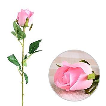 Amazon Gop Store 1pc Elegant Single Stem Rose Flowers
