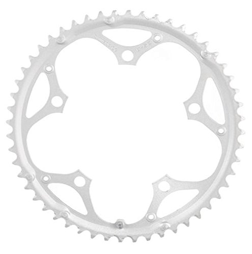 [Shimano Spares FC-2303 chainring 52T, silver 52 teeth Silver] (Silver 52 Tooth)
