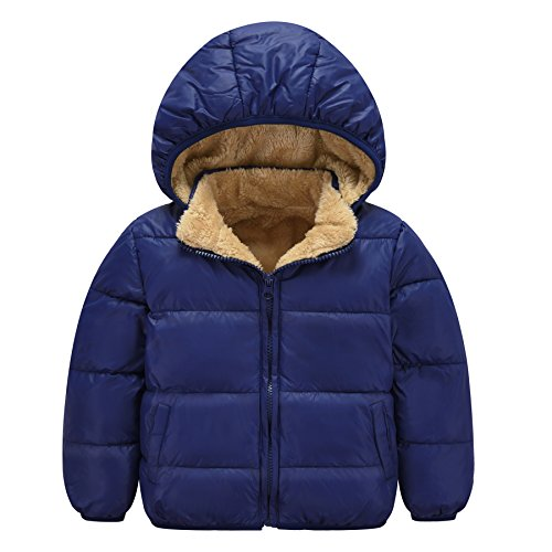 Zip Front Puffy Jacket - 7