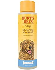 Burt's Bees for Dogs Whitening Shampoo with Papaya and Yogurt, 16 Ozs