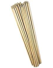 "Perfect Stix CDS30SP-100 Wooden Marshmallow Sticks, 30"" Length (Pack of 100)"