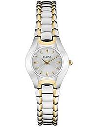 Womens 98T84 Bracelet Watch