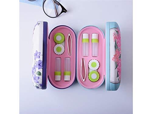 Imprimantes Étudiants Lunettes Pour Mode couleur Mini Étui Difficile Hnbgy Portable De À Aléatoire ASqvnBYH