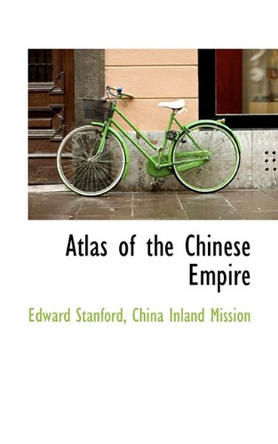 Atlas of the Chinese Empire ebook