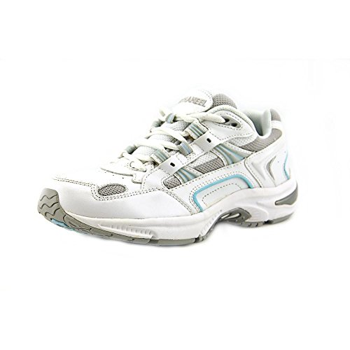 Vionic Women's Walker Classic Shoes, 6 C/D US, White/Blue