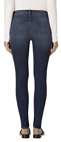 fe816841c8d7 J Brand Jeans Women's 620 Mid Rise Super Skinny Jean, Surrey Lane, 26 by