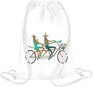 Tandem Drawstring bag