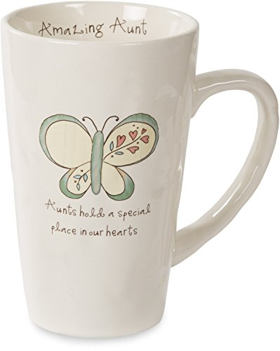 Pavilion Gift Company Butterfly Off White